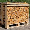 Wir verkaufen brennholz, eichenholz und buchenholz